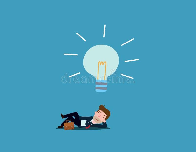 Flacher Karikaturentwurf des Geschäfts-Vektors Fahnenhintergrundkonzept vektor abbildung