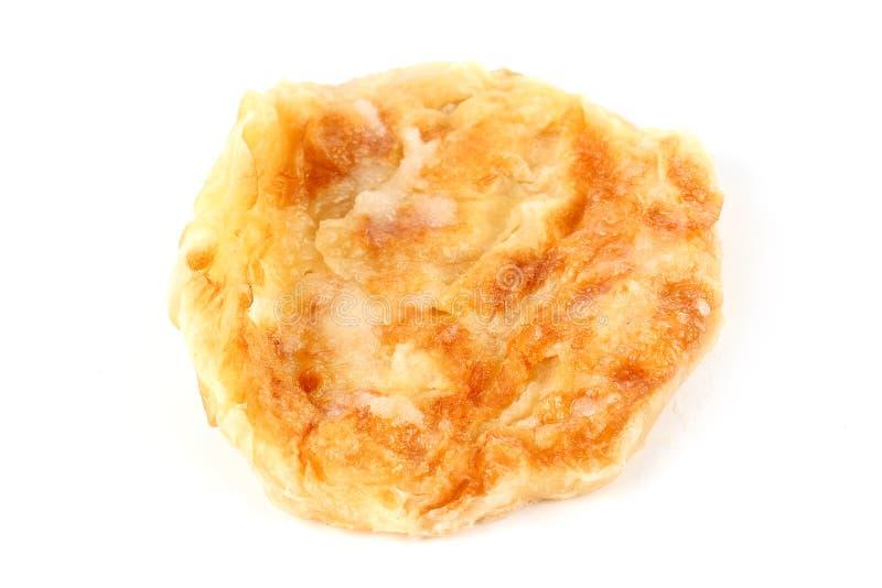 Flaches Brot Roti stockfotografie