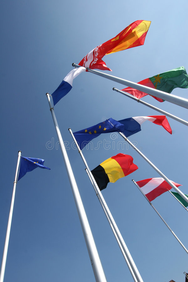 Free Flag Stock Photography - 865742