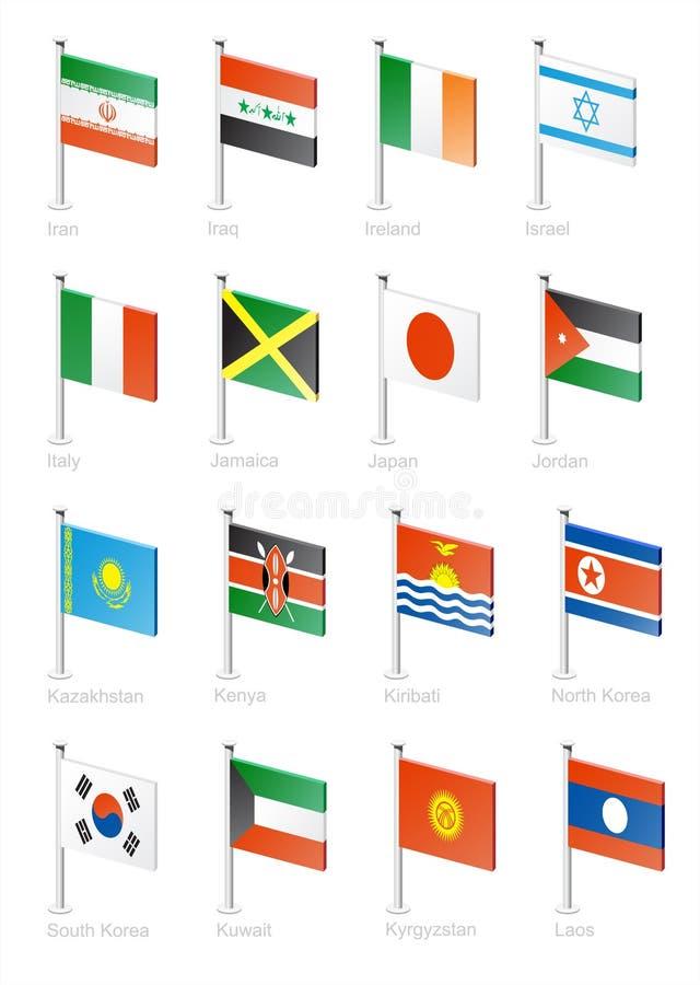 Download Flag stock vector. Image of jamaican, ireland, kenyan - 9891920