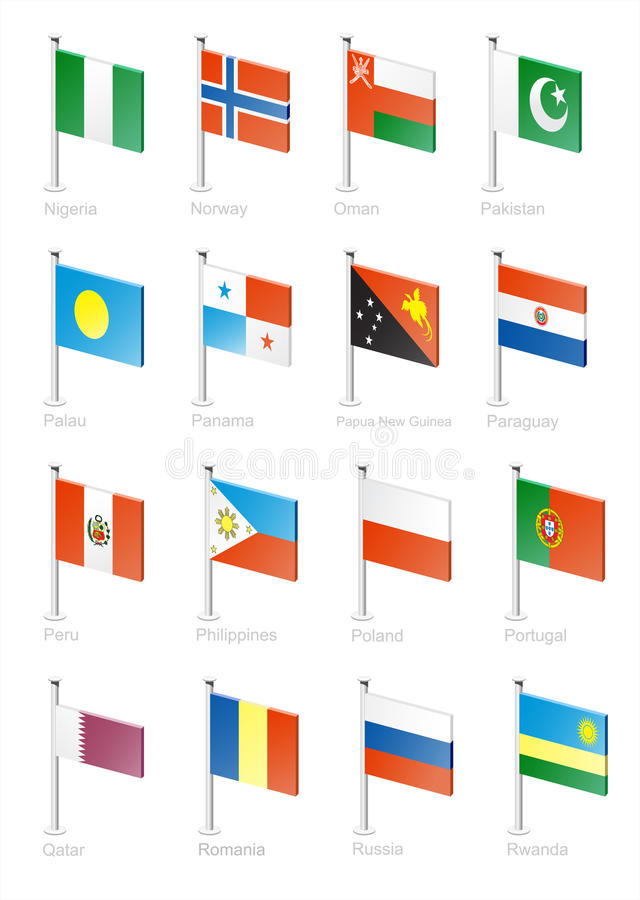 Free Flag Royalty Free Stock Photography - 9891967