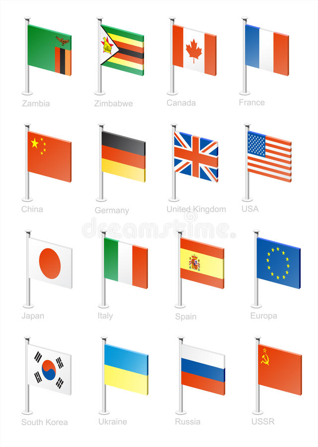 Free Flag Stock Images - 9892044