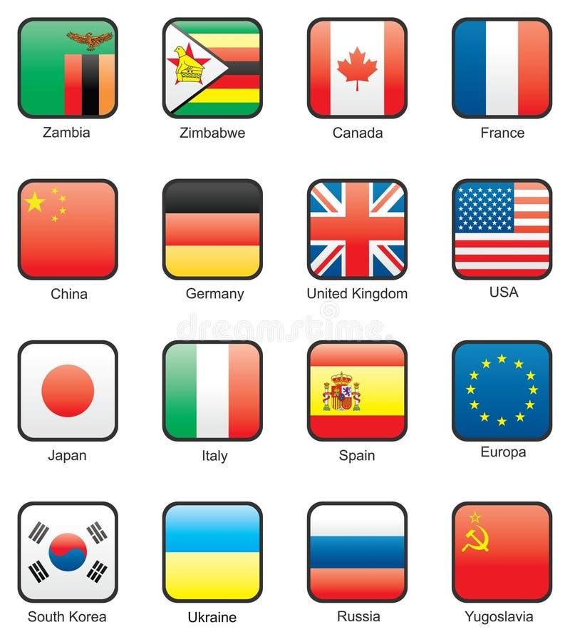 Free Flag Royalty Free Stock Photo - 9976205