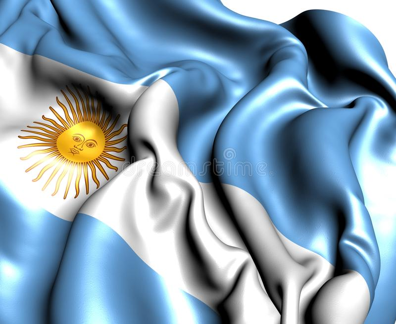 Download Flag Of Argentina Stock Photo - Image: 23536100