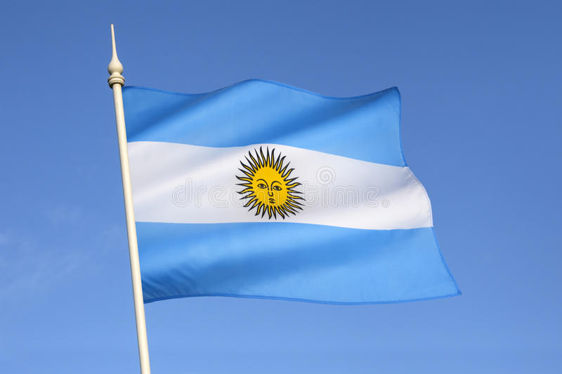 Download Flag Of Argentina - South America Stock Image - Image: 35129121