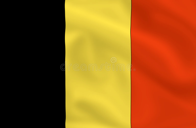 Download Flag of Belgium stock illustration. Image of national - 5155208