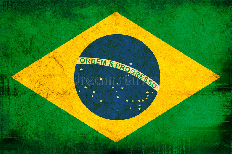 Download Flag of Brazil stock illustration. Image of international - 2818658