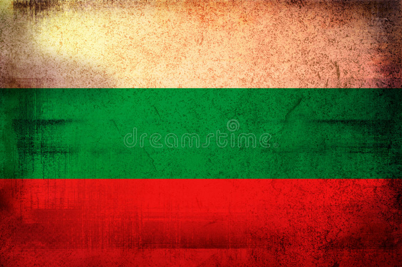 Download Flag of bulgaria stock illustration. Image of design, colors - 3784323
