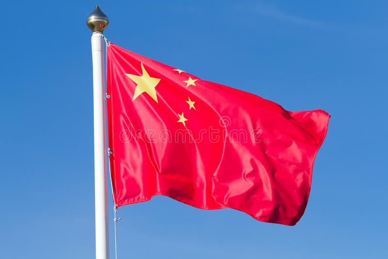 Download Flag Of Chinese Stock Photo - Image: 40888014