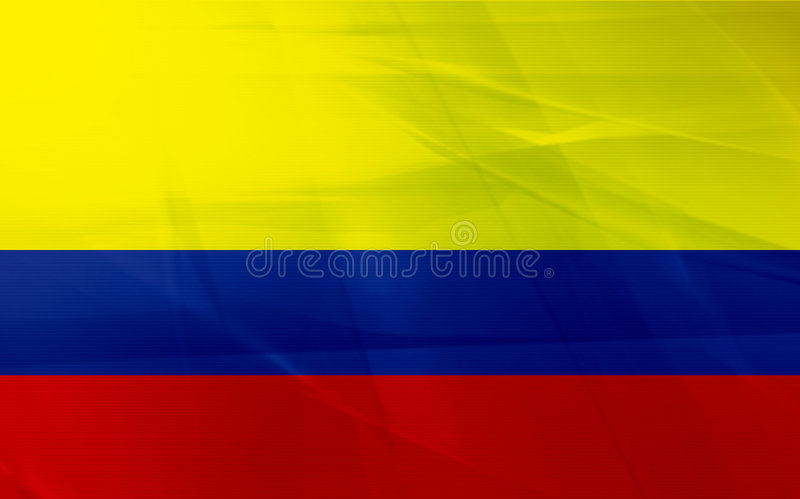 Download Flag Of Colombia Stock Images - Image: 2942554