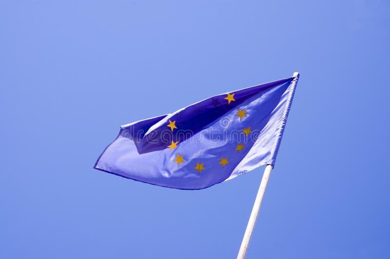 Flag Of European Union Royalty Free Stock Photo
