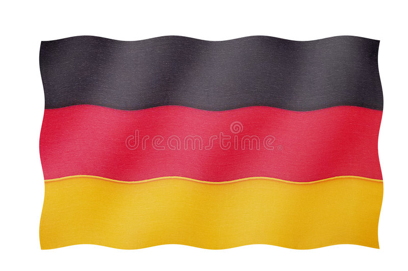 Download Flag Of Germany stock illustration. Image of isolated - 5361642