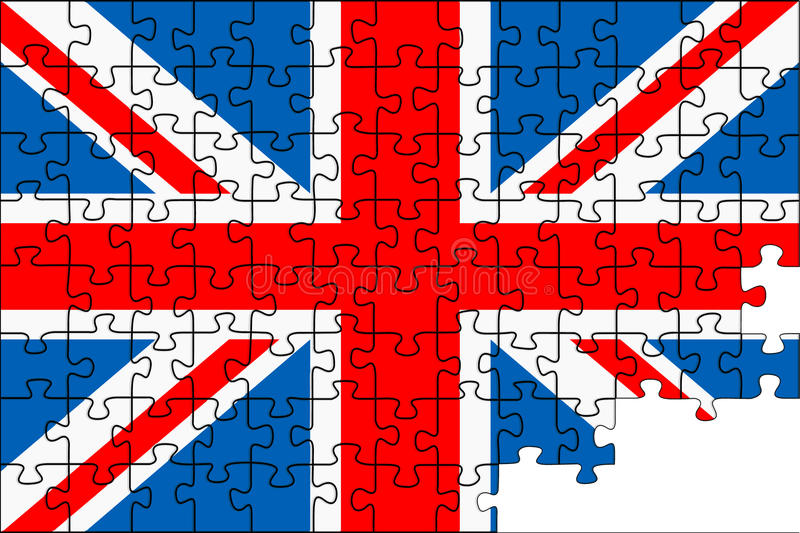 Download Flag of the Great Britain stock vector. Image of britain - 18910987