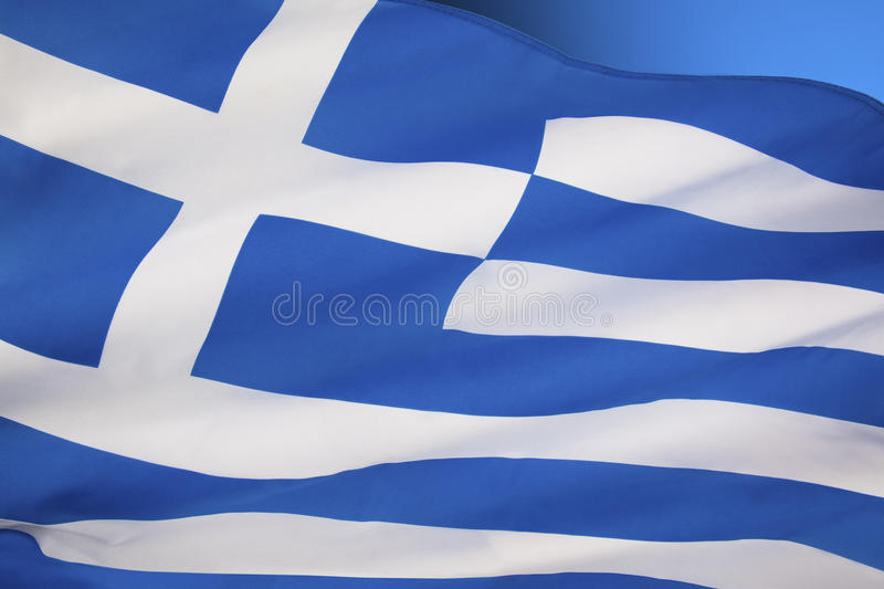 Download Flag Of Greece - Europe Stock Images - Image: 35128994