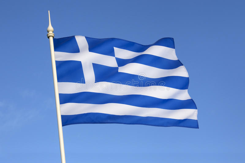 Download Flag Of Greece - Europe Stock Images - Image: 35128934