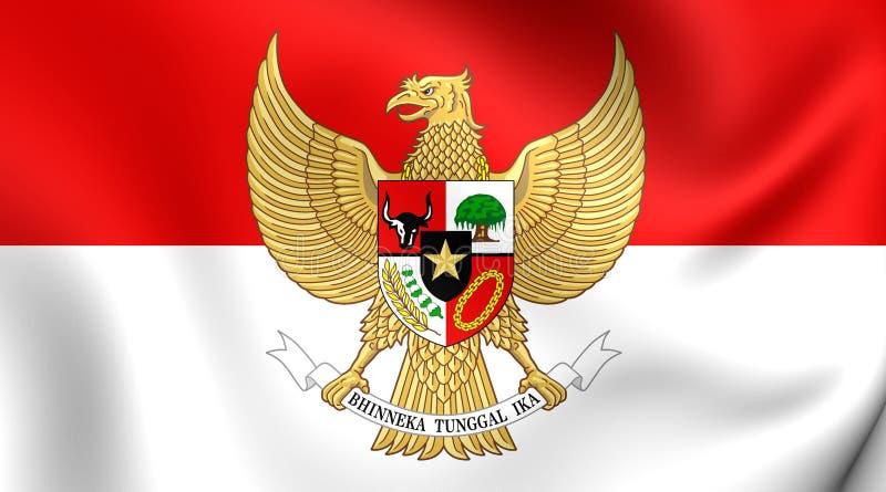 Flag And Emblem >> Emblem Garuda Pancasila Stock Illustrations 16 Emblem