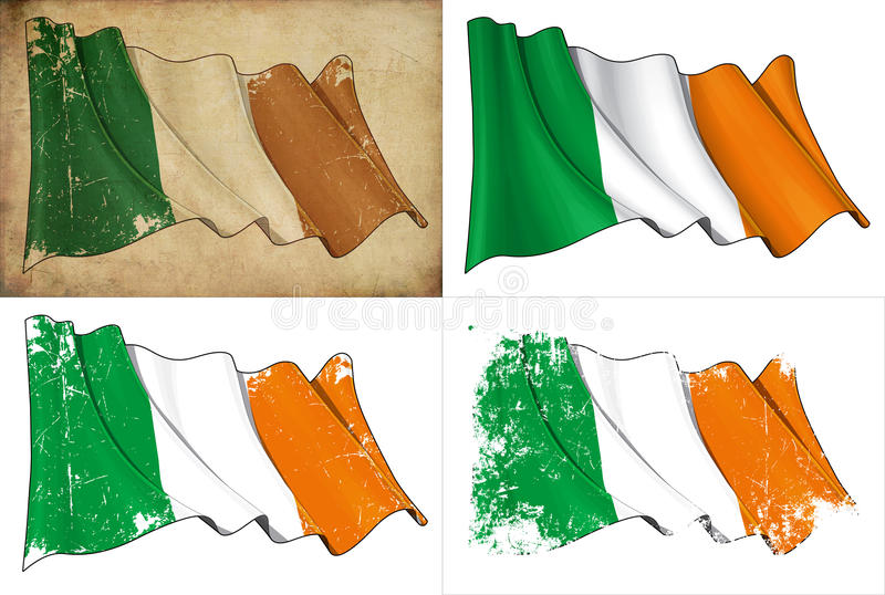 Download Flag Of Ireland Stock Photography - Image: 25855682