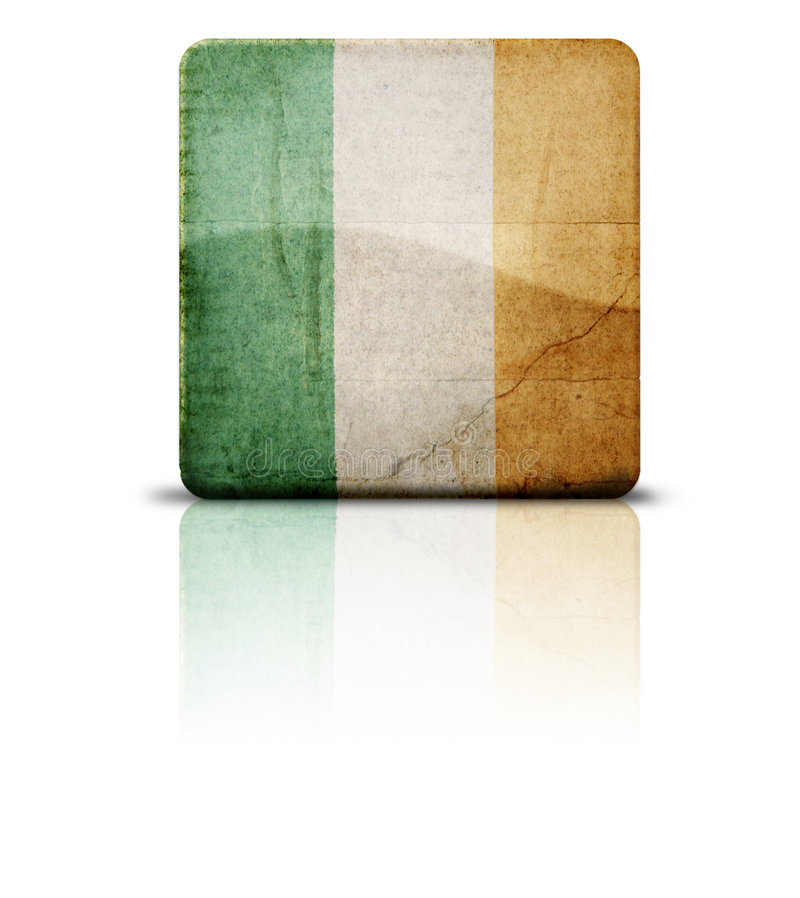 Download Flag Of Ireland stock photo. Image of culture, nationality - 4124684