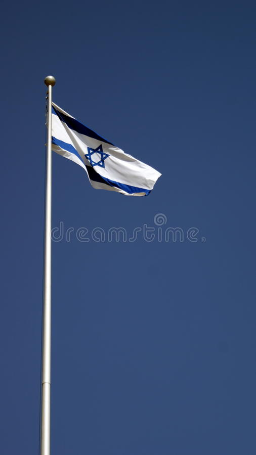 Download Flag Of Israel Stock Photo - Image: 14234930