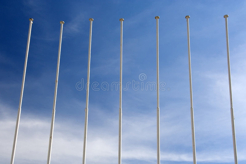 Download Flag Masts stock image. Image of flags, flag, mast, masts - 3373359