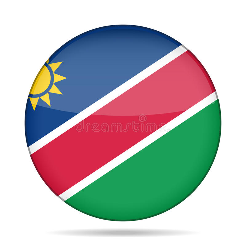 Namibia Flag Symbol