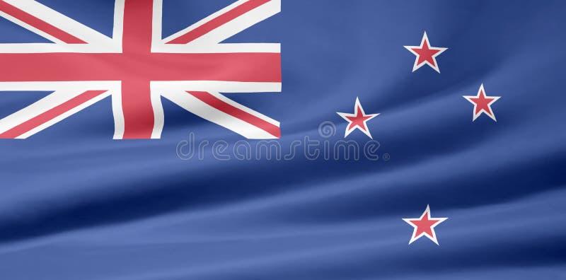 Download Flag of New Zealand stock illustration. Illustration of nationality - 6822844
