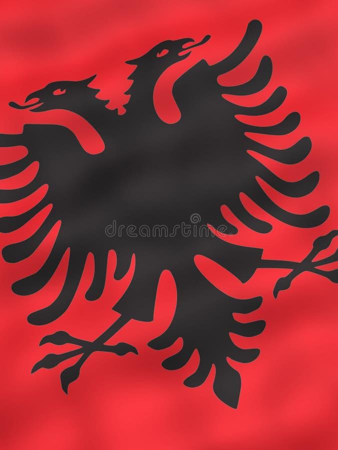 Free Flag Of Albania Royalty Free Stock Photo - 1097205