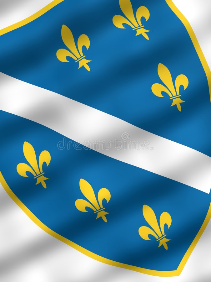 Free Flag Of Bosnia Royalty Free Stock Images - 1097199
