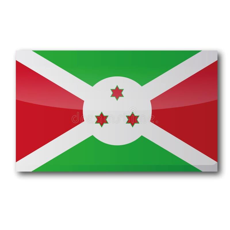 Free Flag Of Burundi Royalty Free Stock Image - 129932596