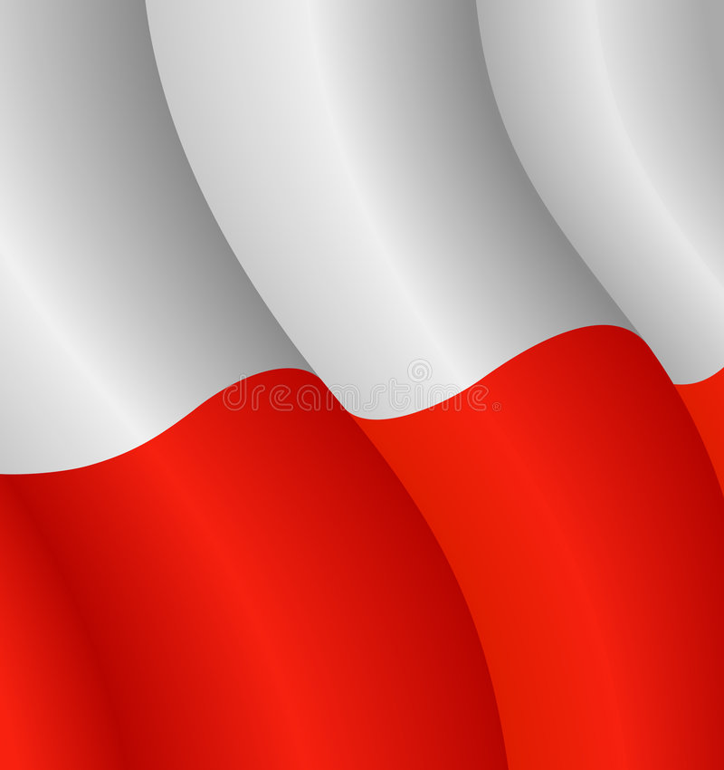 Download Flag of Poland stock vector. Image of national, european - 7346345