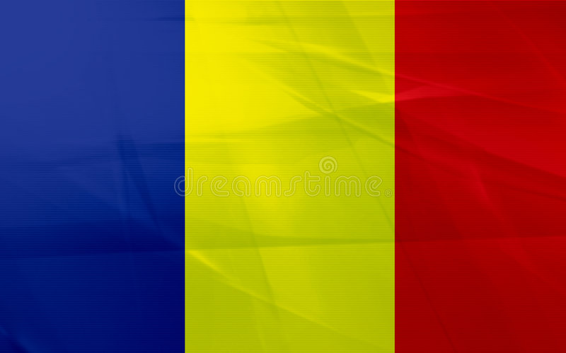 Download Flag Of Romania Stock Photos - Image: 2942523