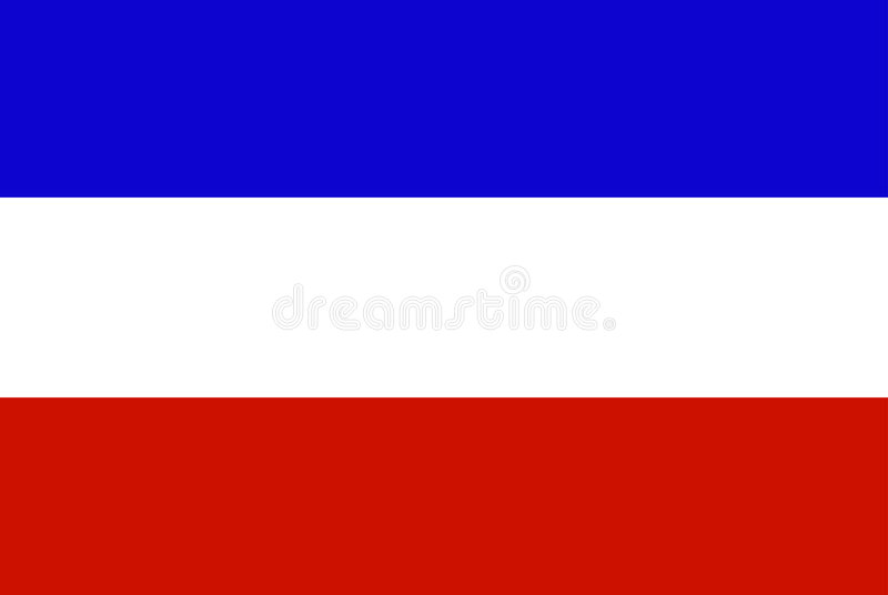 Download Flag Of Serbia And Montenegro Stock Vector - Image: 7394051