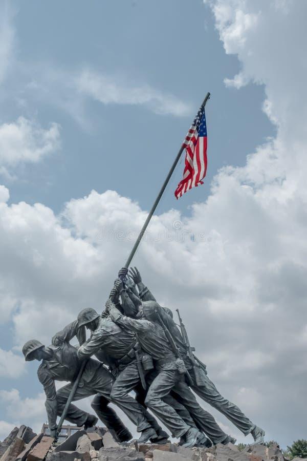 Flag, Sky, Monument, Flag Of The United States Free Public Domain Cc0 Image