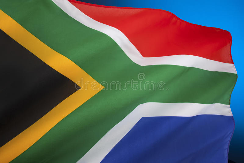 Download Flag of South Africa stock photo. Image of africa, african - 34627262
