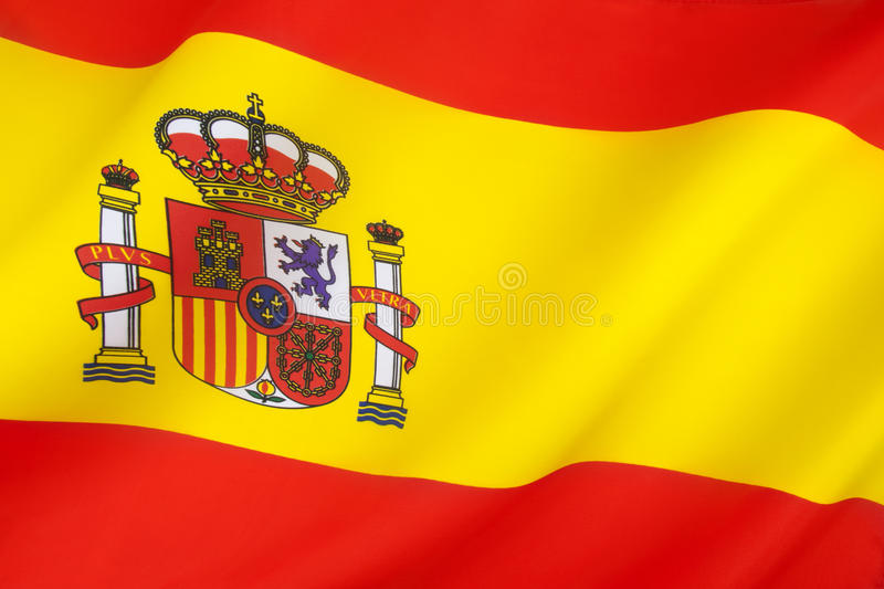 Download Flag of Spain stock image. Image of tourism, coat, nation - 36066695