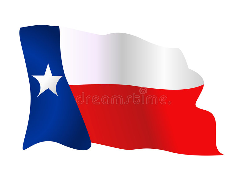 Flag of the State of Texas
