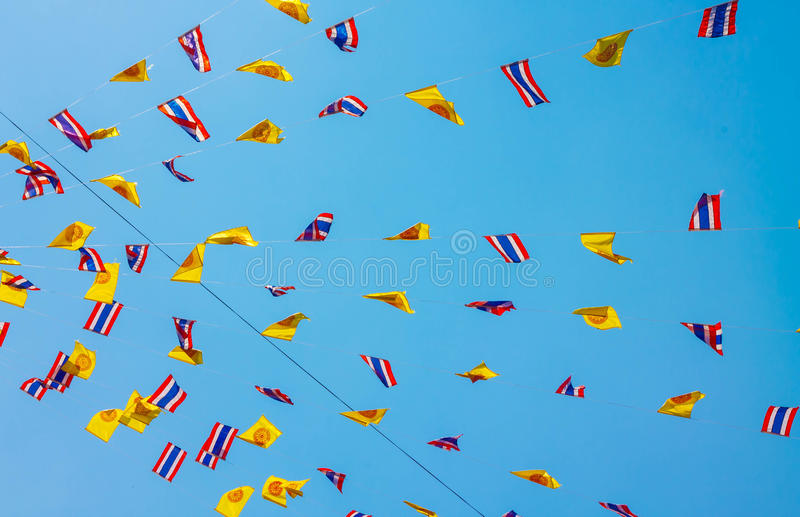 Download Flag Of Thailand Stock Images - Image: 38503844