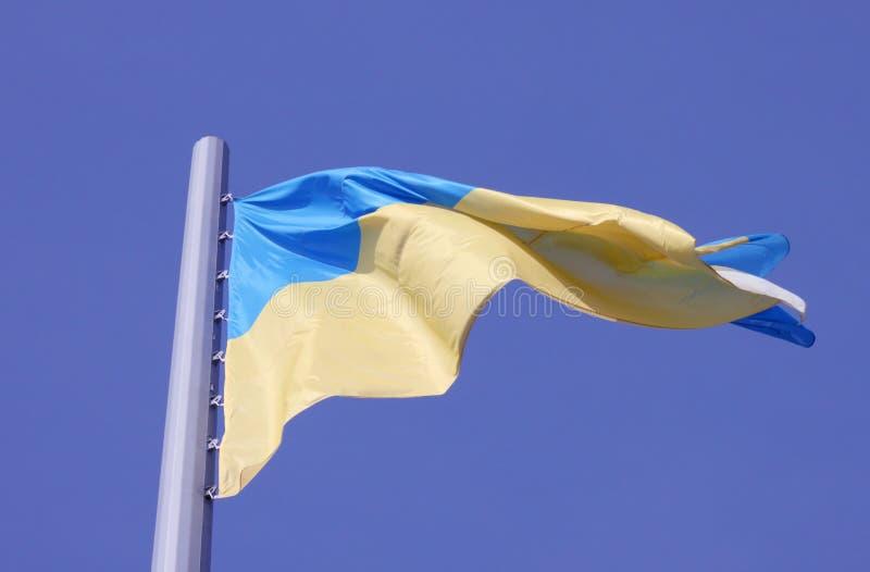 Download Flag of Ukraine stock image. Image of state, flagpole - 38533825