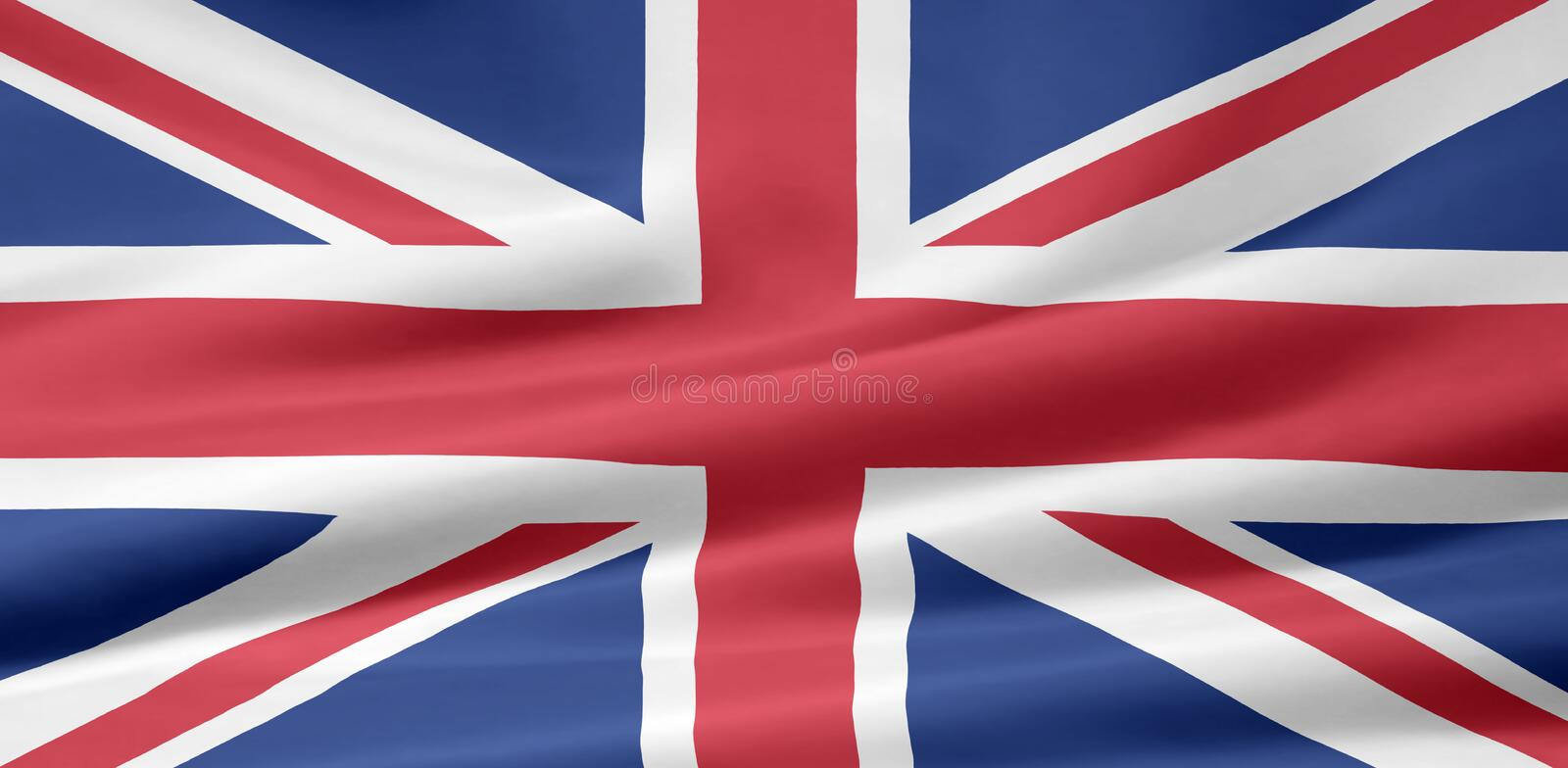 Download Flag Of The United Kindgom Royalty Free Stock Images - Image: 5564399