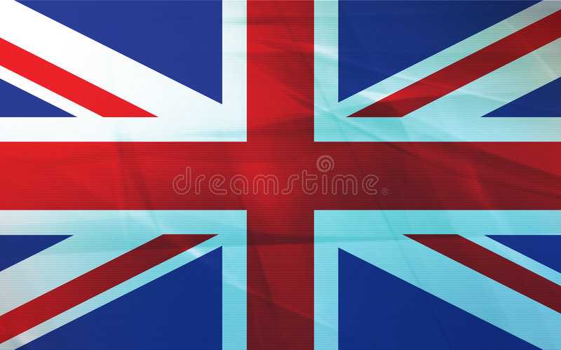 Download Flag of United Kingdom stock illustration. Illustration of colorful - 2903486