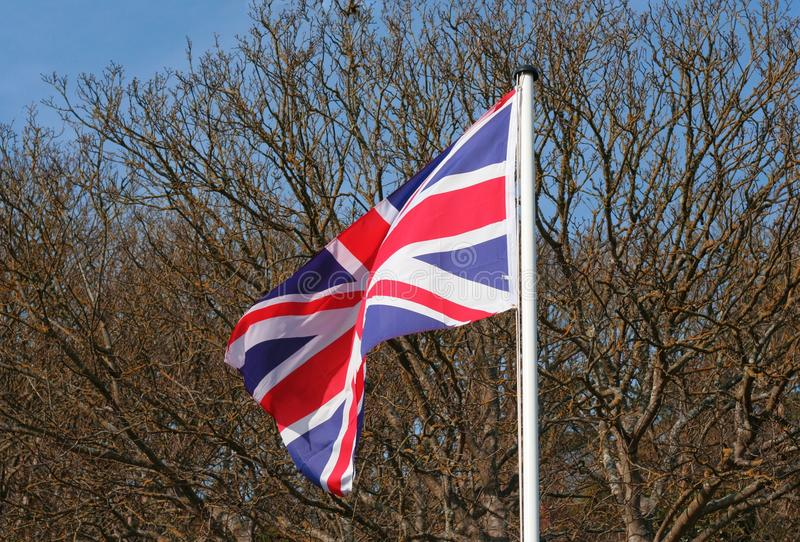 Flag Of The United Kingdom Royalty Free Stock Images