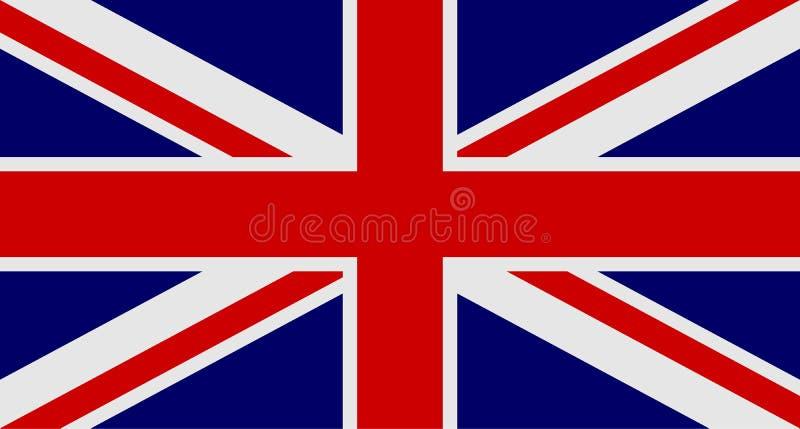 flag of united kingdom of great britain and northern ireland uk rh dreamstime com union jack vector file union jack vector file black and white