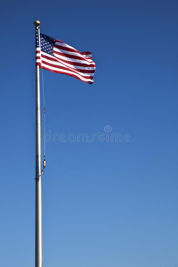 Download Flag of the United States stock image. Image of white - 15590997