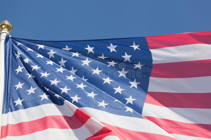 Flag Of The USA Royalty Free Stock Image