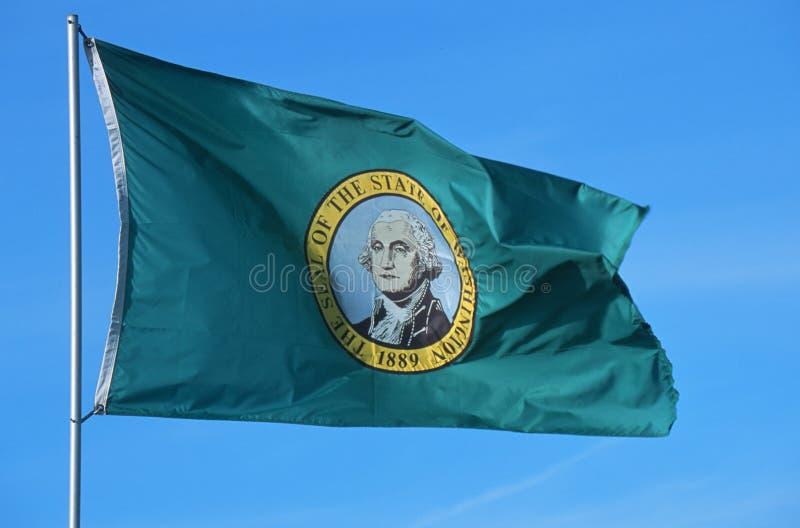 Flag Of Washington Stock Image