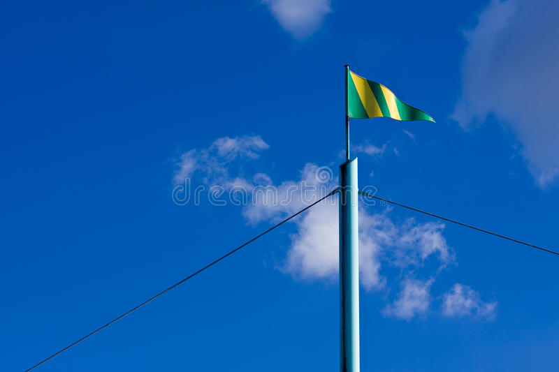 Flag Waving Stock Images