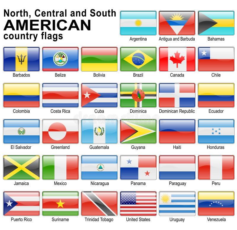 Free Flag Web Buttons Stock Photos - 5126523