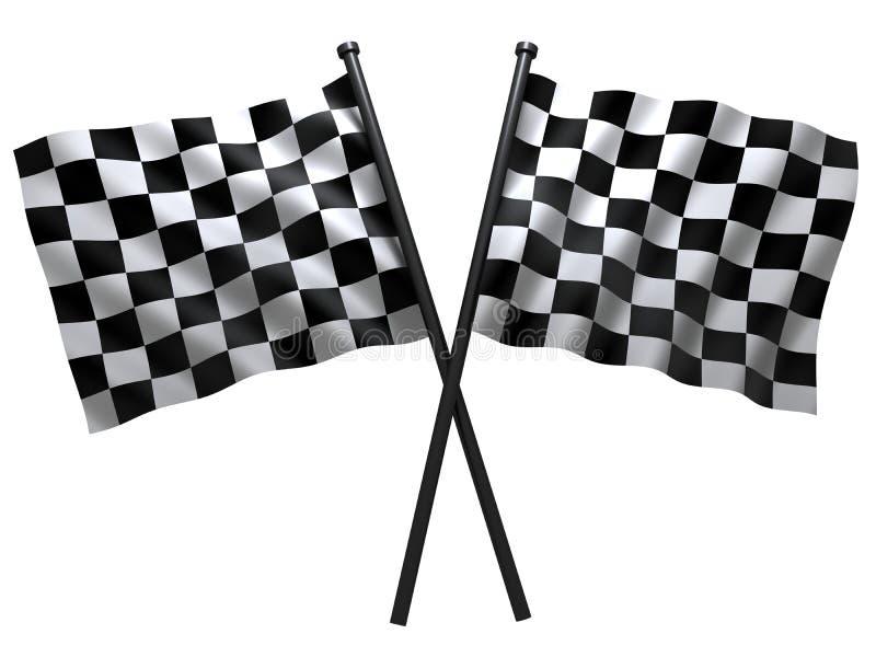 flaga royalty ilustracja