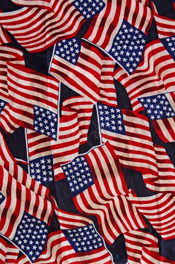 Flaga amerykańskiej tło zdjęcie royalty free