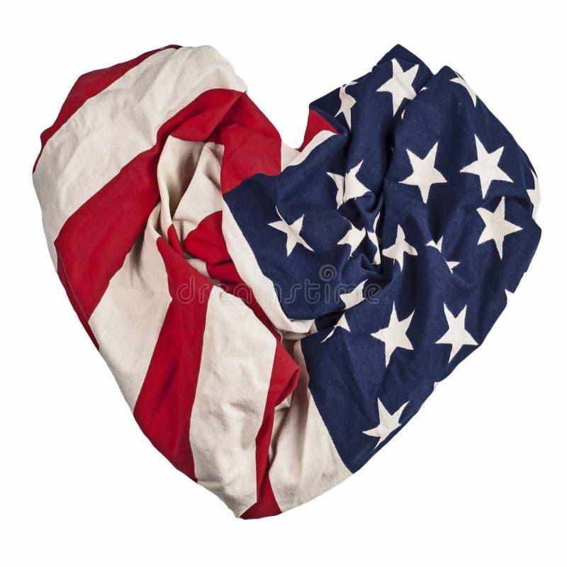 Download Flaga amerykańska obraz stock. Obraz złożonej z kanwa - 28958763